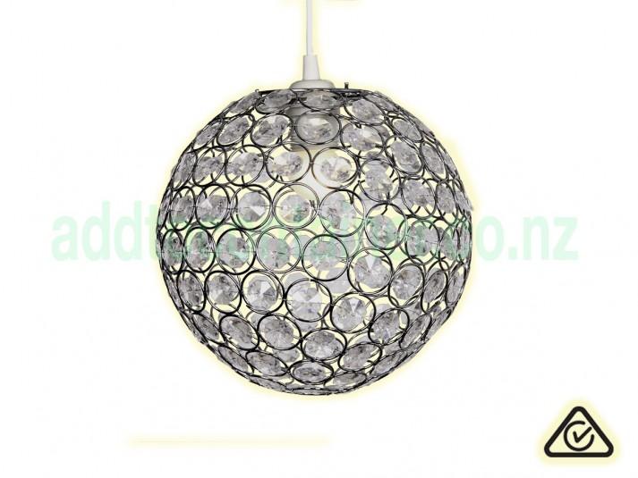 Acrylic Glass Ceiling Light - shade