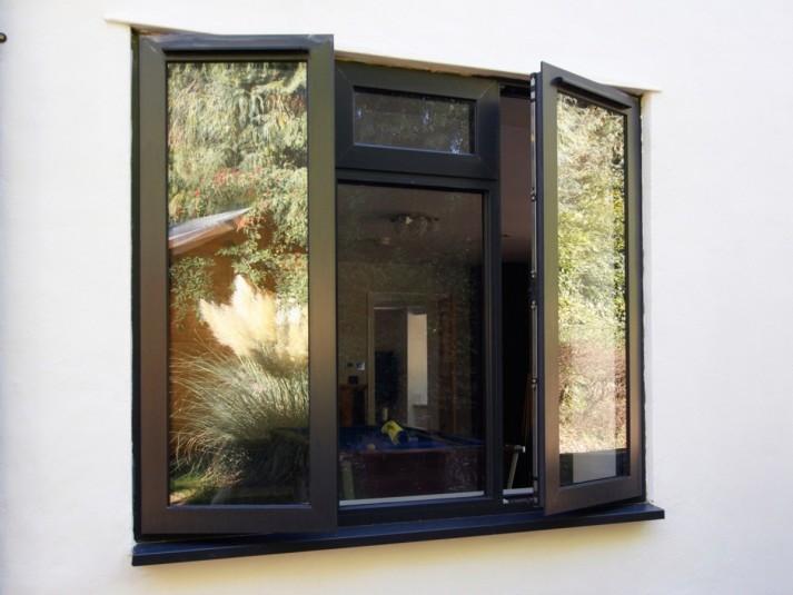 Butt Joint Double Glazing Windows