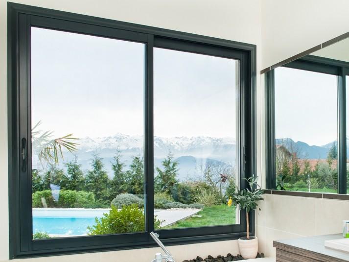 Sliding Double Glazing Windows